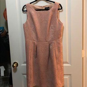 Pink Tahari Cocktail Dress